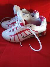Nike Shox O'leven Pink White 429868-162 Womens Running Shoes Sz 7.5