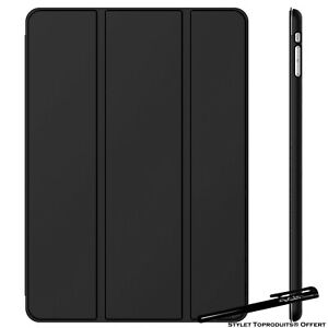 Coque Smart Noir pour Apple iPad mini 4/5 Etui Folio Ultra fin