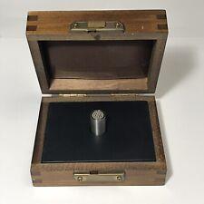 "GR General Radio Co. Measuring Condenser Microphone 1/2"" 1962-9601 #4774, Works"