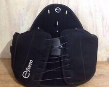 Exos Form Back Spine Lumbar Support Brace Adjustable Sizing S/M