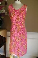 Lilly Pulitzer butterflies dress size 6  (DR100