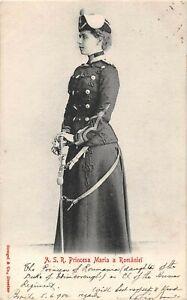 POSTCARD ROYALTY - ROMANIA  - PRINCESS MARIA