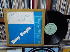DEEP PURPLE - 24 Carat Purple KOREA LP.Diff, Blue Cover.