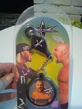 Wrestling WCW Goldberg Clip-On digital watches NEW,NEVER OPENED,Needs Batteries