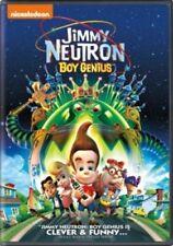 Jimmy Neutron: Boy Genius [New DVD] Ac-3/Dolby Digital, Dolby, Dubbed, Subtitl