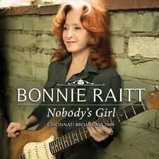BONNIE RAITT New Sealed 2020 UNRELEASED LIVE 1989 CINCINNATI CONCERT CD