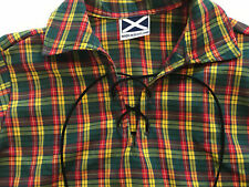 Baby Buchanan Scottish Ghillie Shirt 4-12 M   Fantastic Gift For Any Buchanan