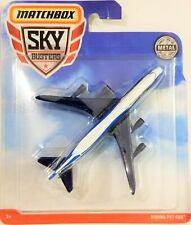 Matchbox - 2019 Skybusters Boeing 747-400 (BBGGT56)