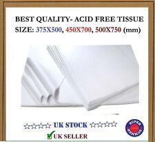 More details for 50 - 2000  acid free tissue paper white & black