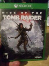 Rise of the Tomb Raider (Microsoft Xbox One, 2015)