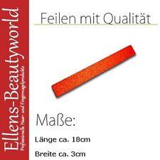 Spezial beschichtete Mylar Jumbo Feile rot Körnung 80/80 grob Top Markenware