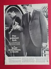 1964 Hart Schaffner & Marx Suit - The polished look AD