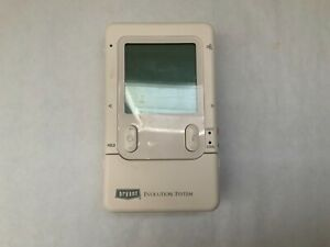 Bryant Evolution SYSTXBBUID01-B Digital Programmable HVAC Thermostat ZoneControl