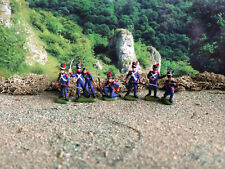 Napoleonic wars Esci French grenadiers 1:72 painted
