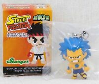 Street Fighter 2 Blanka Another ver. Character Strap Figure Capcom JAPAN GAME