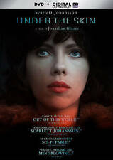 Under the Skin (DVD, 2014) DVD Only