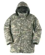 ECWCS  (GEN II) Gore-Tex Parka, ACU Pattern SMALL-Regular NSN 8415-01-526-9176
