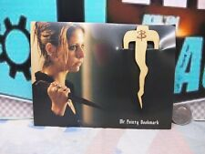 """WOODEN STAKE """"MR POINTY"""" BOOKMARK - Buffy the Vampire Slayer - Loot Crate 10/17"""