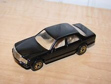 Hot Wheels Black Walls Mercedes Benz 380SEL 380 SEL Black GHO Rare 1:64