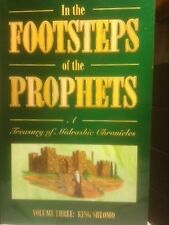In the Footsteps of the Prophets: A Treasury of Midrashic Chronicles Volume 3...