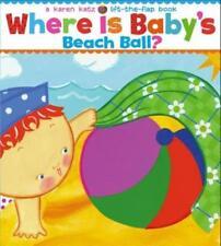 Where Is Baby's Beach Ball?: New