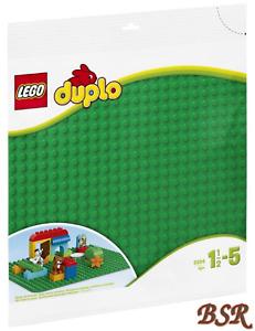 LEGO® Duplo® 2304 Bauplatte, grün 24x24 Noppen ca. 38x38cm & 0.-€ Versand & NEU