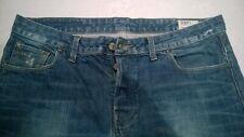 G Star Raw Denim Herren 3301 Jeans Größe W38/L34 blau