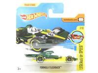 Hotwheels Formula Flashback Green 71/365 Short Card 1 64 Scale Sealed New
