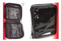 BLACK COSMETIC ORGANIZER CASE FOR YOUR MAKEUP/ MINERALS