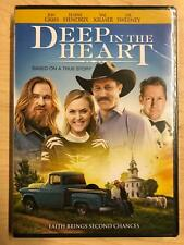 Deep in the Heart (DVD, 2012) - NEW19