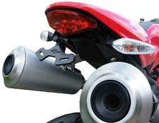 Ducati Monster 696  796  1100  1100S 1100EVO Kennzeichenhalter Kennzeichenträger