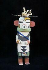Hopi Kachina Traditional Corn Boy - 9+ inches - by Lalo