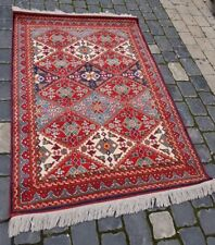 3'x5' New Handmade Wool Rug Carpet Hand Knotted Traditional Old Antique Oriental