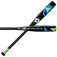 DeMarini Sabotage One 2-3/8 (-11) USA WTDXUMO-20 Youth Baseball Bat - 28/17