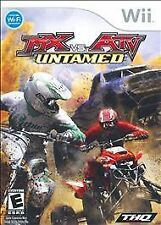MX vs. ATV Untamed (Nintendo Wii, 2008)