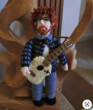 Ed Sheeran Knitted Tribute Doll