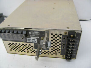 KEPCO TDK POWER SUPPLY RBX24-25K 44X03532 230V 7A 50/60HZ USED