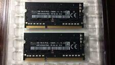 4GB 2x2GB DDR3 PC3-12800S  RAM Memory Laptop 1600MHz HP Apple Mac Dell Macbook
