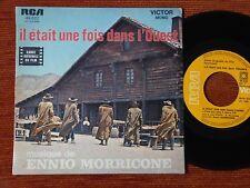 45T BOF/OST IL ETAIT UNE FOIS DANS L'OUEST - ENNIO MORRICONE - 49622 - 1969