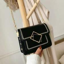 Chiccy Crossbody Bag With Special Lock Design