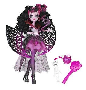 Monster High Draculaura MEGA MONSTERPARTY Ghouls Rule OVP X3716