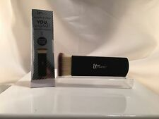 it Cosmetics Heavenly Luxe You Sculpted Contour and Highlight Face Brush NIB