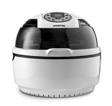 Gourmia GTA1500 Digital Electric Air Fryer, Oil Free, Griller, Roaster, Black