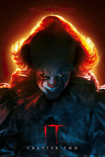It: Chapter Two - Movie Poster / Print (Teaser - Pennywise The Clown)