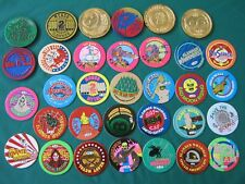 Slammer Whammers Special Edition Pogs Caps Imperial 1994