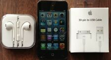 Apple iPod Touch 4th Generation Black (64 GB) Cracked Screen