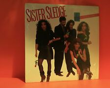SISTER SLEDGE - BET CHA SAY THAT TO ALL THE GIRLS - IN SHRINK LP VINYL RECORD -T