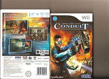 Tirador de conducto Nintendo Wii