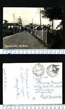 BAGNOLO IN PIANO (RE) - BELLA VEDUTA DI VIA BAVIERA - ANNO 1958 - 29895