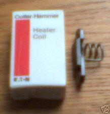 CH  Cutler Hammer HEATER COIL H1232 10177H1232